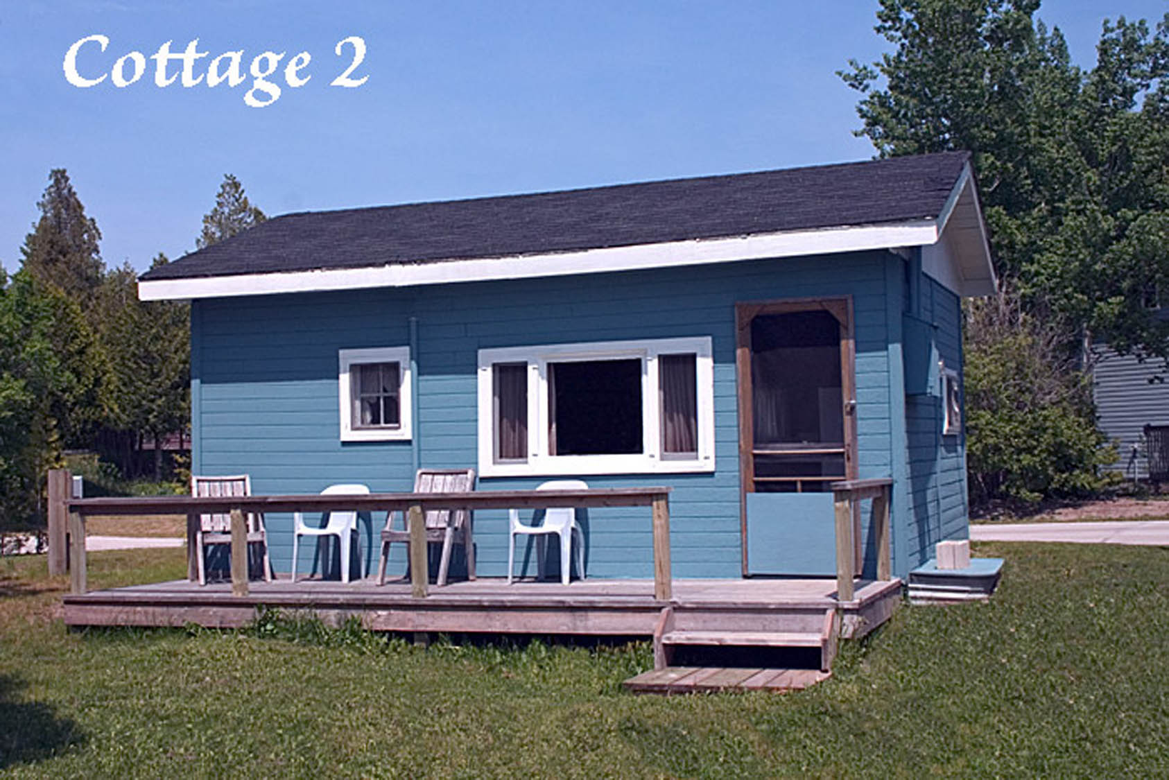 Cottage rental tobermory 1